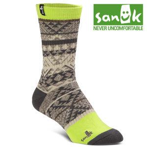"""Sanuk - """"Short Pair Don't Care"""" Women's Crew Socks"""